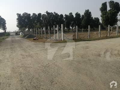 ڈی ایچ اے ڈیفینس لاہور میں 2 کنال زرعی زمین 55 لاکھ میں برائے فروخت۔