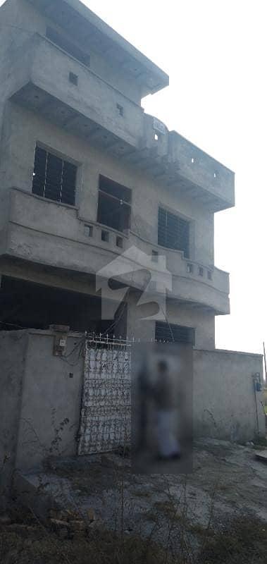 آئی ۔ 16/4 آئی ۔ 16 اسلام آباد میں 4 کمروں کا 5 مرلہ مکان 1.1 کروڑ میں برائے فروخت۔