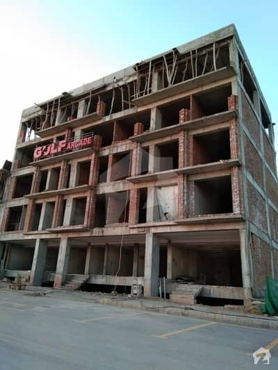 Second Floor One Bed Apartment For Sale In Gulf Arcade In Front Of Bahria Enclave Head Office Islamabad