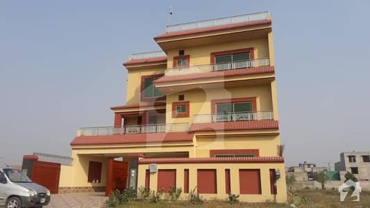1 Kanal House For Sale Newly Owner Build House AWT II Lahore