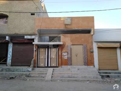 سُرجانی ٹاؤن - سیکٹر 7ڈی سُرجانی ٹاؤن گداپ ٹاؤن کراچی میں 3 مرلہ مکان 42 لاکھ میں برائے فروخت۔