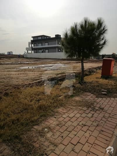 Sector C2 Residential Kanal Plot For Sale In Bahria Enclave Islamabad