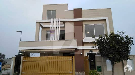 11 Marla Corner House For Sale In Sector E Block Bahria Town Lahore
