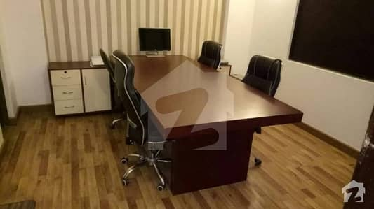 Fully Furnished Commercial Flat For Office Use Available For Rent In F-11 Suitable For It Telecom Software House Corporate Office And Any Type Of Offices