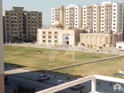 Special building Apartment Brand New 3 Beds For Rent At Askari 5 Malir Cantt karachi