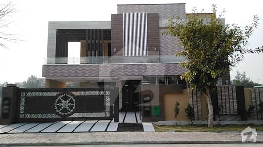 1 Kanal Brand New House Is Available For Sale In Bahria Town Nishtar Block Lahore