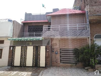 Double Storey 5 Marla 190 Square Feet House For Sale