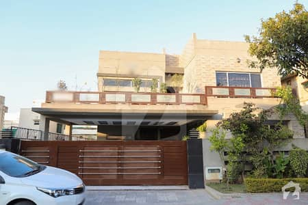 1 Kanal Double Unit Boulevard House Is Available For Sale On Ideal Location