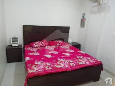 One Bed Furnished Flat For Rent in Bahria