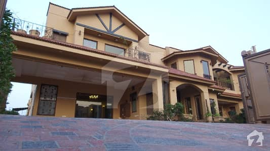2 Kanal Value Added Double Unit Bungalow With Solar System In Phase 6 Dha Lahore