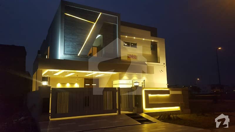 9 Marla Brand New Out Class Modern Luxury House For Rent In Dha Phase 6
