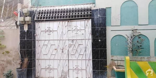 نارتھ کراچی ۔ سیکٹر 11ای نارتھ کراچی کراچی میں 3 مرلہ مکان 1.1 کروڑ میں برائے فروخت۔