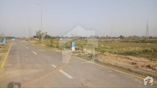 Near To Mosque Commercial Market And Facing Park Residential Plot For Sale At Prime Location