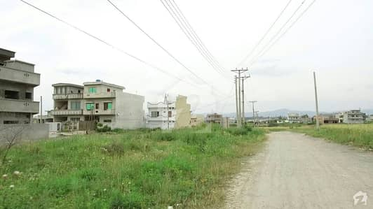 CDA Sector Residential Plot Is Available For Sale In I-14/4 Islamabad