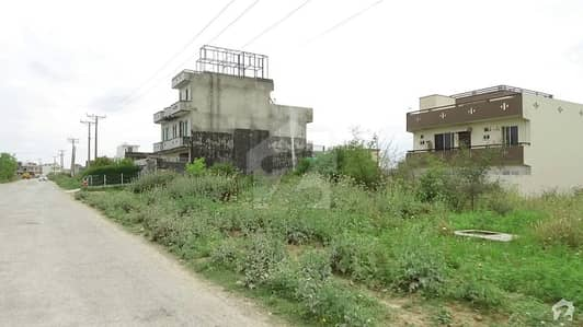 CDA Sector Residential Plot Is Available For Sale In I-14/3 Islamabad