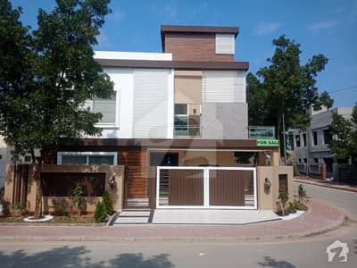 12 Marla Brand New House For Sale In Overseas A Bahria Town Lahore