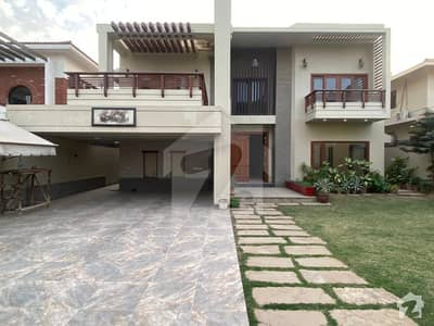 An Outclass 600 Yards 5 Bedroom Bungalow Is Available On Rent
