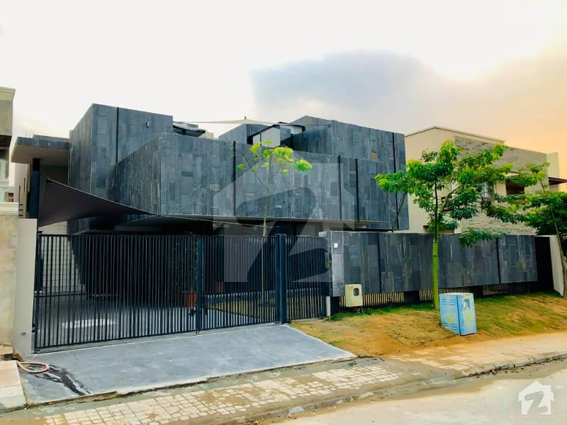 Modern Designed Bungalow Is Available For Sale In Defence Islamabad