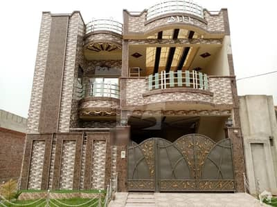 خیابان-اے-منظور فیصل آباد میں 7 مرلہ مکان 1.2 کروڑ میں برائے فروخت۔