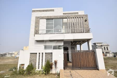 Legends Offers 5 Marla Brand New Luxury Owner Build House Available For Sale In DHA 9 Town