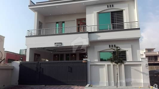 7 Marla Brand New Double Story House Available For Sale In Cbr Town Phase 1