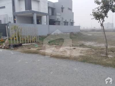 DHA Regd Offers 1040 U Surrounded Brand New Bungalows Excellent Location Plot For Sale