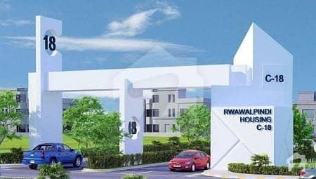 سی ۔ 18 اسلام آباد میں 10 مرلہ رہائشی پلاٹ 30 لاکھ میں برائے فروخت۔