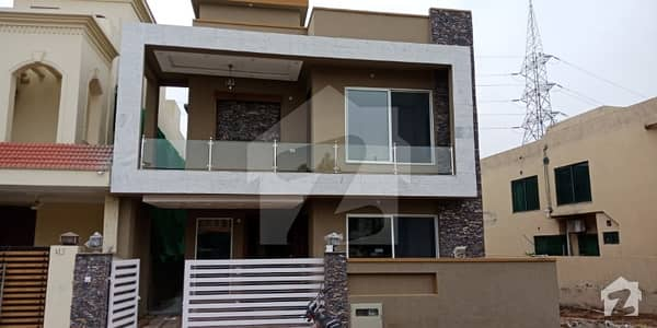 10 Marla Brand New House For Sale Bahria Town Phase 4