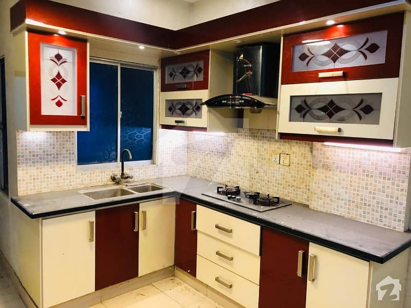 1st Floor Apartment Available On Rent In Small Nishat Commercial Phase 6 DHA Karachi