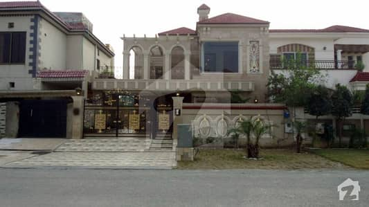 10 Marla House For Sale In K Block Of Dha Phase 5 Lahore