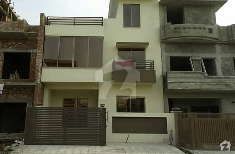 Brand New 1 Unit House Is Available For Sale In D-12/1 Islamabad