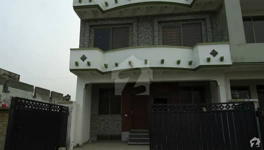 New 4 Story With 2 Besment House Is Available For Sale In E -11/2 Services Society Islamabad