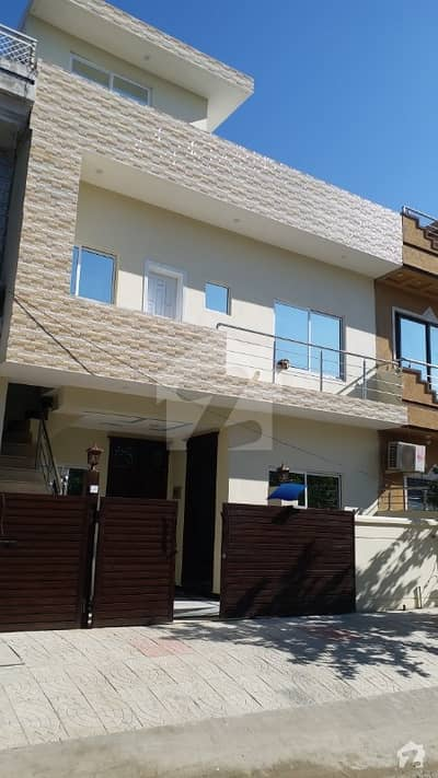 G_11 25x40 brand new house ideal location