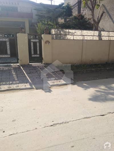 Kanal Corner 6beds House For Rent In Gulraiz Housing