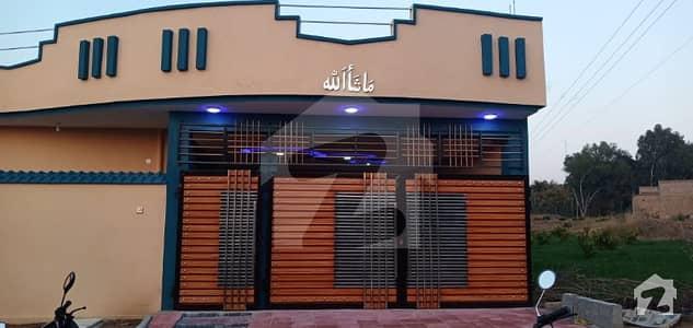 خان پور بائی پاس خانپور میں 5 کمروں کا 12 مرلہ مکان 1.15 کروڑ میں برائے فروخت۔