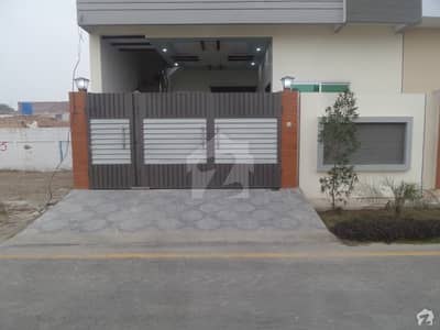 Double Story Beautiful House For Sale At Crown City Okara
