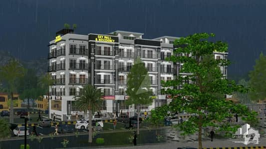 Best Commercial Investment Opportunity In Bahria Enclave Islamabad Sector C1 Lower Ground Floor Shop For Sale