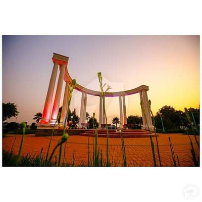 8 Marla Residential Plot for Sale in D Block Bahria Orchard Phase 2 Lahore