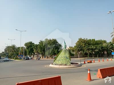 10 Marla Residential Plot For Sale In Tulip Block Bahria Town Lahore