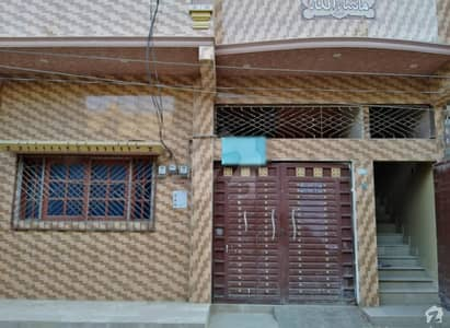 Ground + 3rd Floor House Is Available For Sale