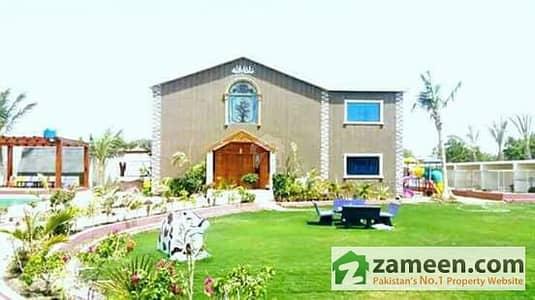 Beautiful Farmhouse Sale In Karachi