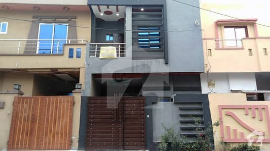 3 Marla Brand New House For Sale In M Block Of Al Rehman Garden Phase 2 Lahore