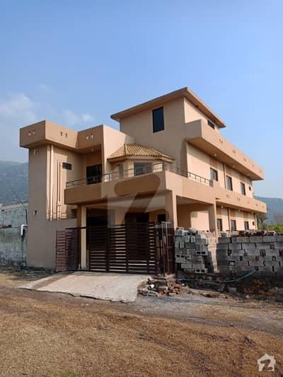 شاہ اللہ دتہ اسلام آباد میں 4 کمروں کا 10 مرلہ مکان 1 کروڑ میں برائے فروخت۔