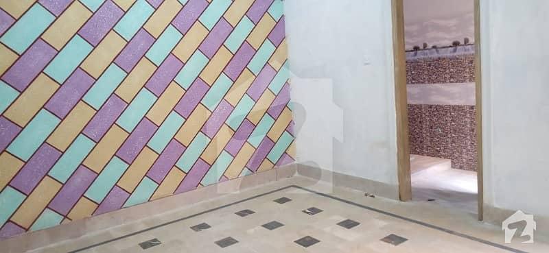 5 Marla Brand New Single Storey House Hc16  Available For Sale In Jinnah Park Rahim Yar Khan