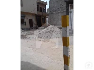 Ali Bhai Estate Offers 8 Marla Commercial Plot At Marble Market Ichra At Very Low Price
