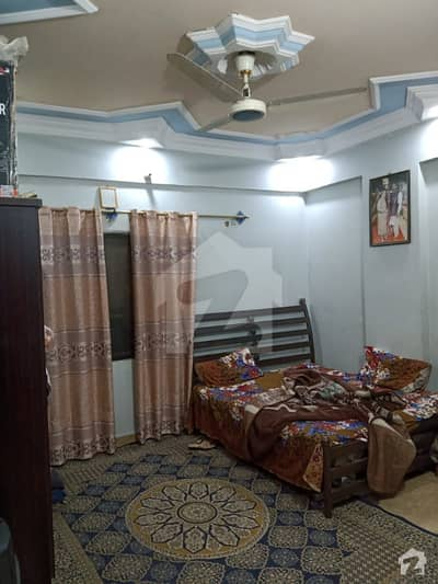 Flat For Sale In Liaquatabad On 7 Month Payment Schedule
