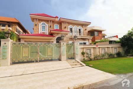 1 Kanal Beautiful Spanish House For Sale In DHA Phase 4 Lahore