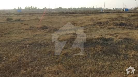 1 Kanal Plot For Sale In Z Block Of DHA Phase 7 Lahore