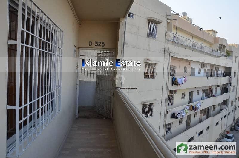 3rd Floor Flat On Rent In Gulistan-e-Jauhar - Block 7