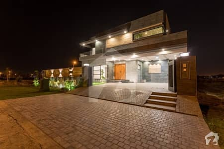 70 ft Road Kanal Luxury Bungalow for Sale Near Commercial and Main Back